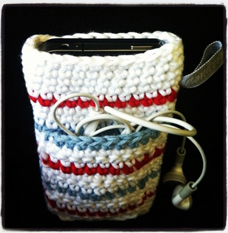 Crochet iPhone case ? Handcraft by Grip