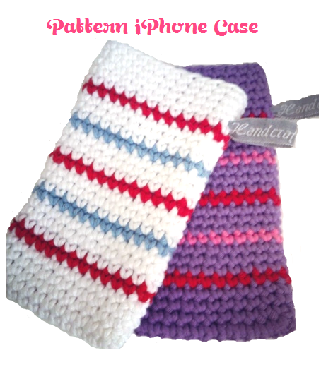 Free Crochet Pattern For I Phone Case : Crochet iPhone case ? Handcraft by Grip